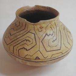 Pre columbian jar