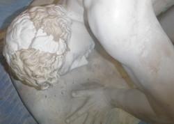 Plaster cast of Uffizi