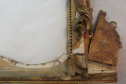 Victorian frame missing large pieces