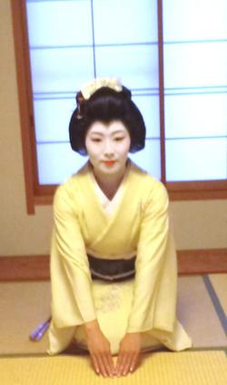 Koumi-San of Mokujima Tokyo