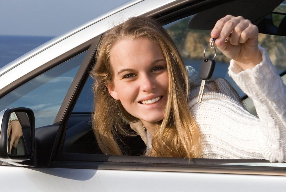 Teen Driver Auto Insurance