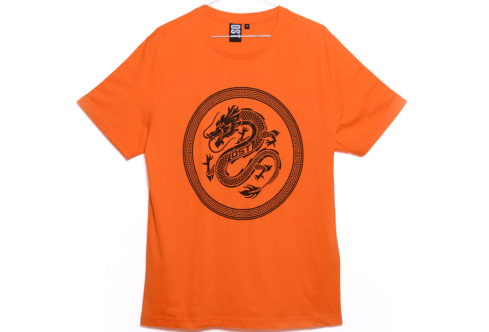 Mortal T-shirt - orange