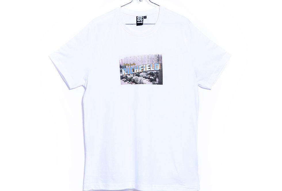 Richfield T-shirt - white