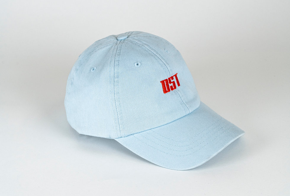 OST Unconstructed Cap - baby blue