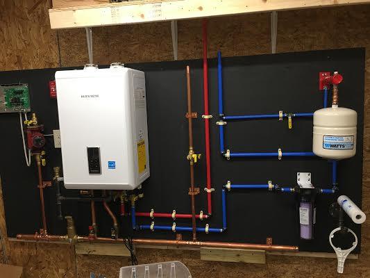 Tank-Less Water Heater Clifton Park NY