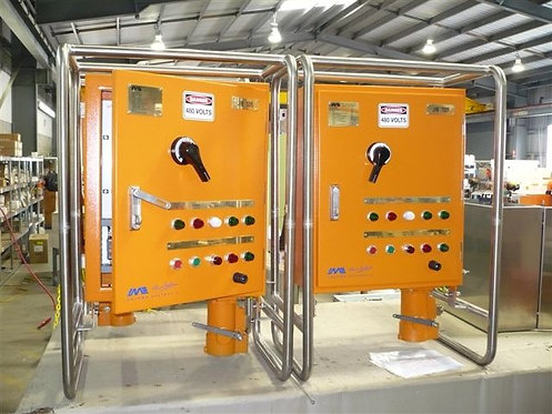ELECTRICAL ENCLOSURES & JUNCTION BOXES