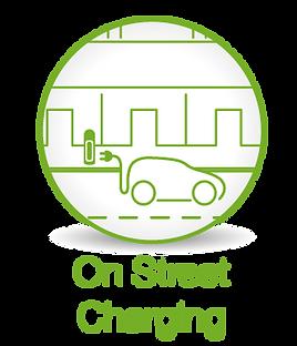 EV On street charging
