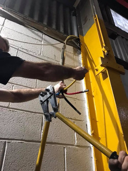 Industrial Cable Repairs
