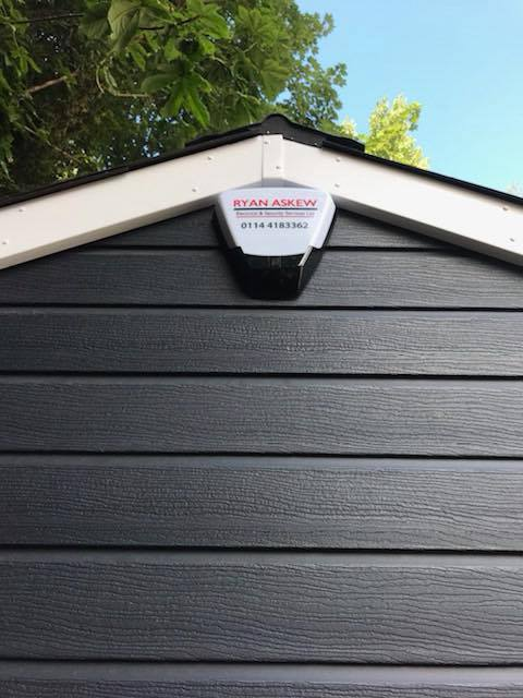 Summer house security