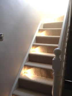 Domestic Stair Lighting