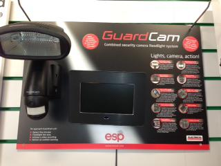 Security Lighting & CCTV