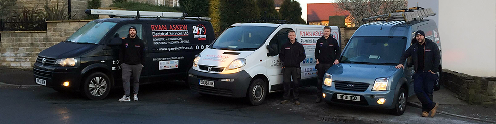 Ryan Askew Electrical and Security Ltd