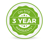 ROLEC 3 Year warranty