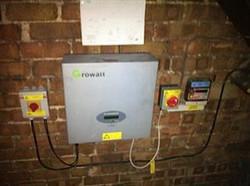 Solar Installation in Loft