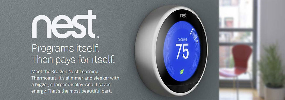 NEST Heating | South Yorkshire