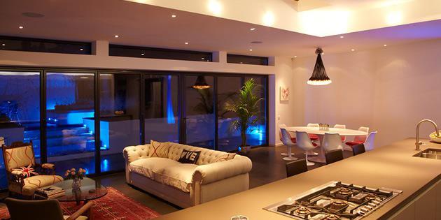 Indoor Room Lighting