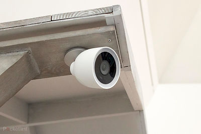 Nest CCTV, Security