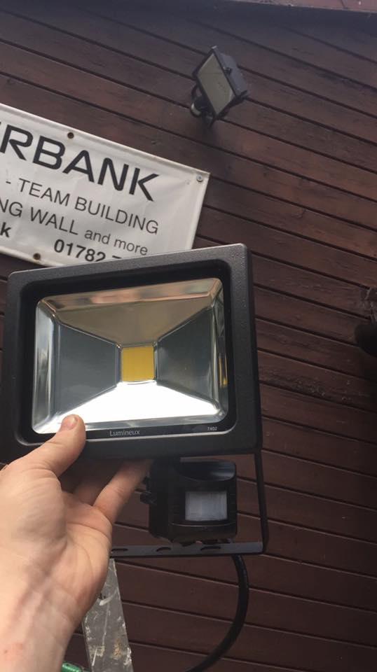 Sensor Lighting Outdoor Security