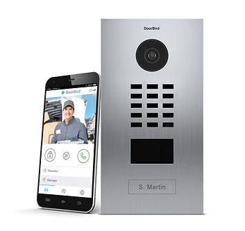 Doorbird - Technology meets design