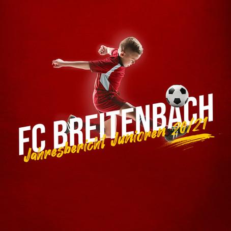 Jahresbericht des Juniorenobmanns FC Breitenbach 2020/2021