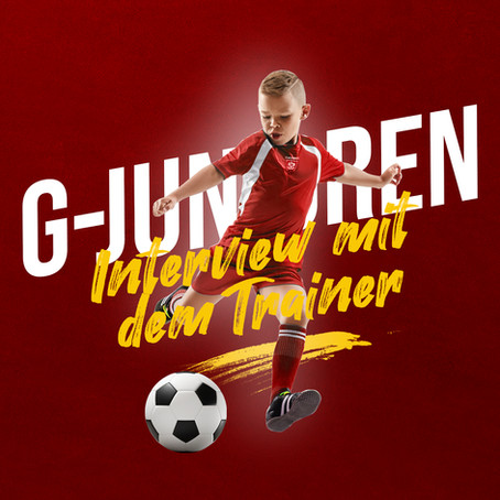 Interview mit Daniel Jeger – Trainer der G-Junioren