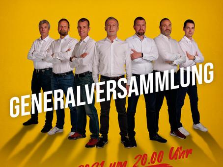 Generalversammlung FC Breitenbach