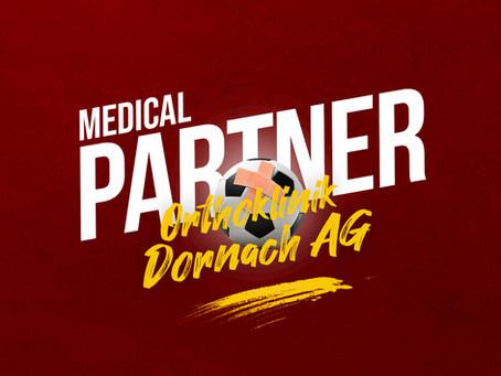 Die Orthoklinik Dornach AG – Der neue Medical Partner des FC Breitenbach