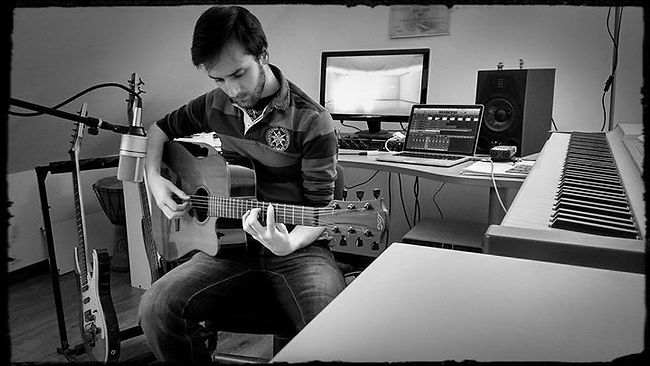 Baptiste Leblanc Composer, Film composer, studio, Film Scoring