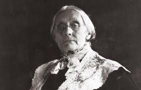Susan B. Anthony on DispatchMom Blog