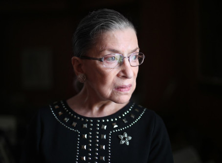 RBG from the lens of a woman from the middle-east