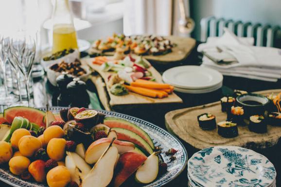 Nourishing Natural Foods