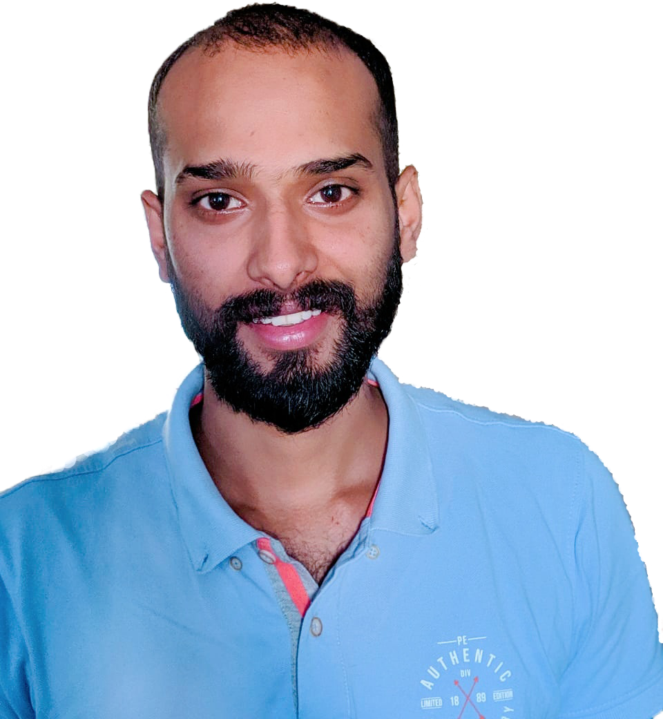 Harsh Singh, Digital Marketer