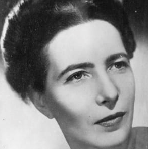 Simone de Beauvoir on DipatchMom Blog