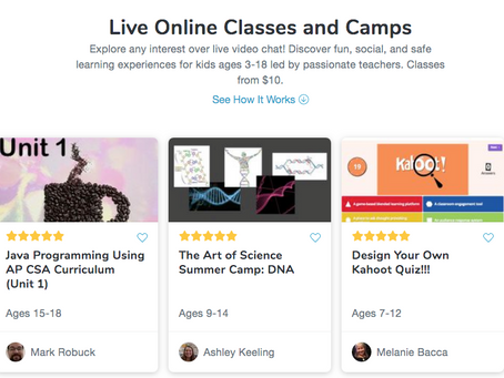 Tried and True: Five Online Learning Sites Your Kids Can Enjoy