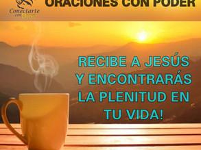 ORACIÓN DE PODER: RECIBE A JESÚS CÓMO SEÑOR Y SALVADOR