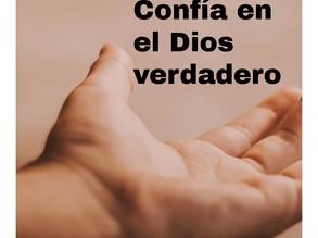 Confía, Dios hará