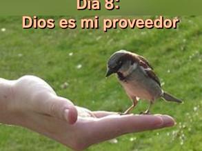 Dios es mi proveedor