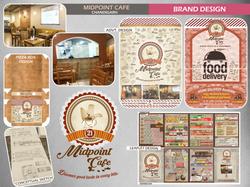 Cafe Brand Design