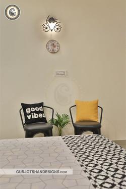 Bedroom Design By Gurjot Shan