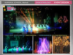 Stage Design Gujot Shan