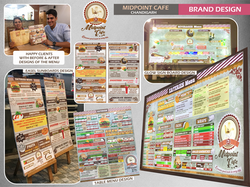 Brand Design - Midpoint Cafe