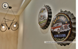 Brand Interior Design By Gurjot Shan