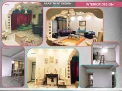 Appartment Interior design