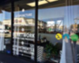 Storefront, Acupuncture, Massage, Reiki, Nutley