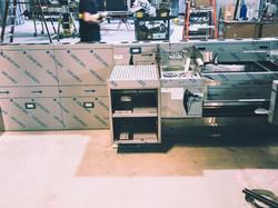 Glastender Underbar Equipment