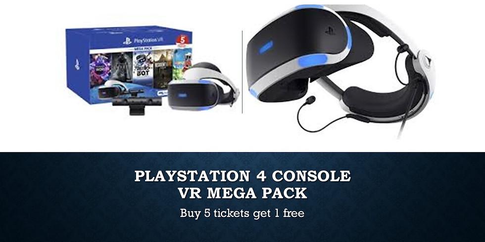 PlayStation VR mega pack bundle Competition 🎮 £1.39