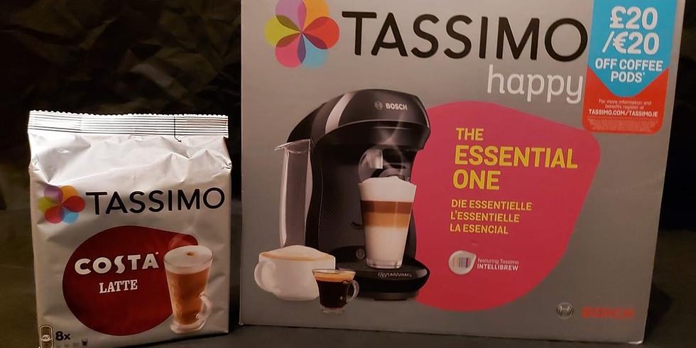 Tassimo Happy drinks machine - £0.99