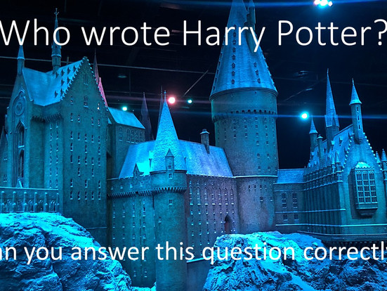 Are you a Harry Potter fan?