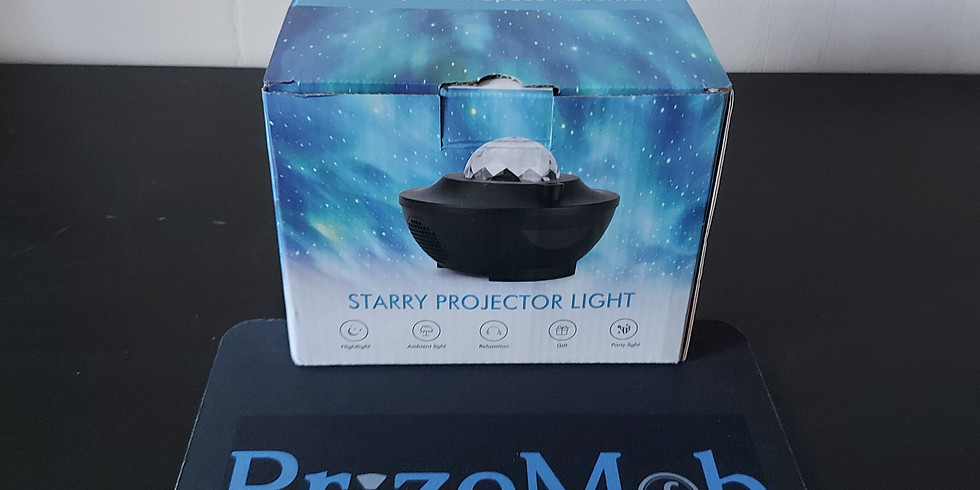 Galaxy Projector starry night ceiling light