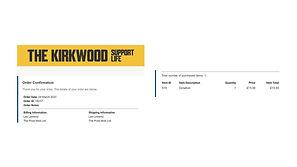 Prize Mob's Kirkwood Hospice donation